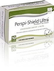 Perspi-Shield® Underarm Sweat Pads